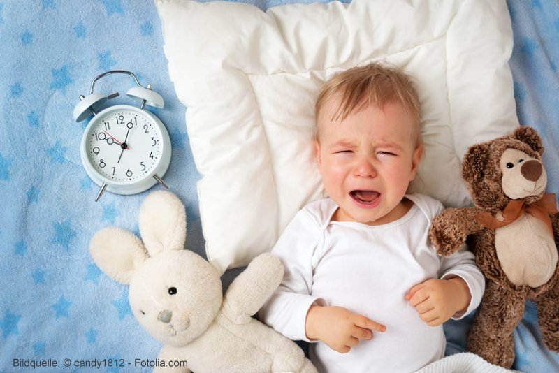 Leidet Ihr Baby an einer Kuhmilcheiweißallergie?
