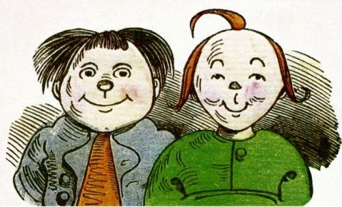 Max und Moritz der Kinderbuch-Klassiker