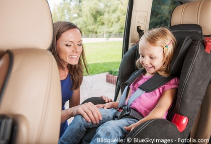 Auto-Kindersitz worauf Eltern beim Kauf achten sollten