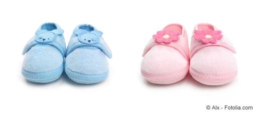 Babysocken und Babyschuhe selber stricken