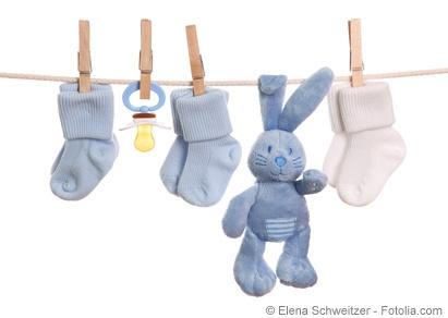 Unser Ratgeber für Babysöckchen und Babysocken.