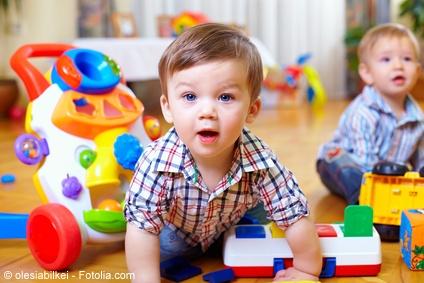 Kinderbetreuungsmöglichkeiten in Deutschland