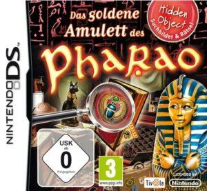 Das goldene Amulett des Pharao für Nintendo DS
