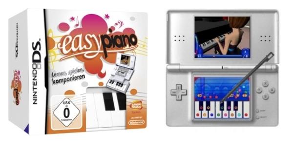 Easy Piano für Nintendo DS