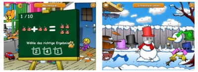 Lernsoftware Bussi Baer Screenshot 1