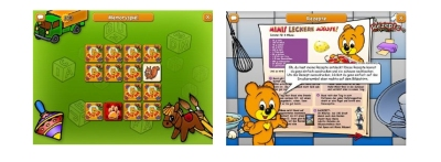 Lernsoftware Bussi Baer Screenshot 2