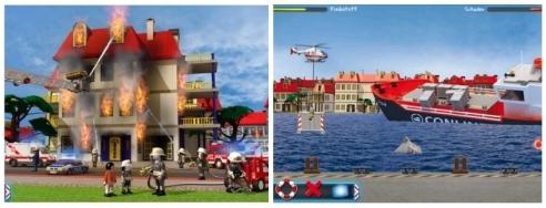 Playmobil Alarm Feuerwehr Screenshot 2